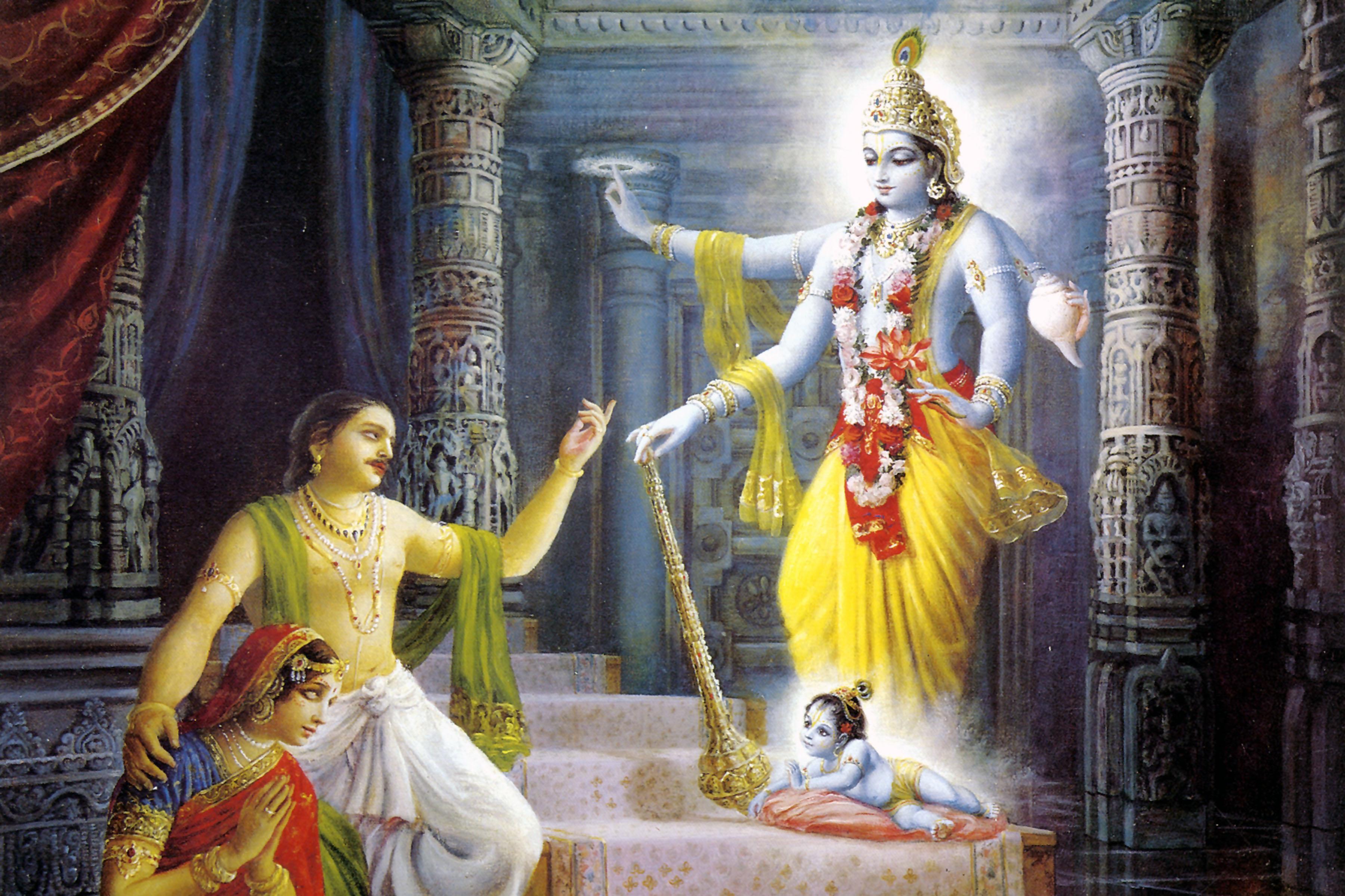 ISKCON – Gaurang Institute for Transcendental Awakening